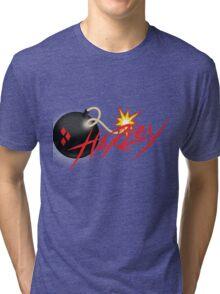 classic Harley Quinn Tri-blend T-Shirt