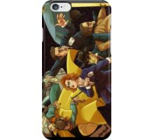 Superwholock iPhone Case/Skin