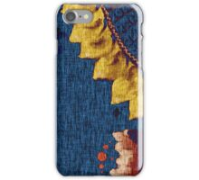 Sunflower and Peony iPhone Case/Skin