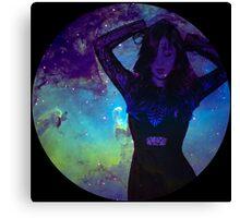 Galaxy Yuri Canvas Print