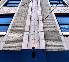 Art Deco Building, Central West End, St. Louis, Missouri by Crystal Clyburn