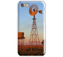 Evening Glow - Narrandera iPhone Case/Skin