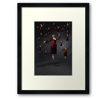 Pardon, M. Magritte Framed Print