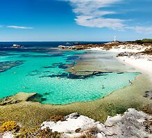 The Basin, Rottnest Island by Colin White