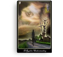 A Road to Understanding Canvas Print