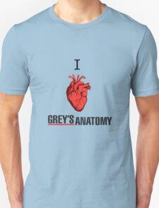 I love Grey's Anatomy T-Shirt