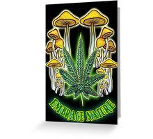 Embrace Nature Greeting Card