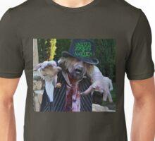 UZA The Aristocrat Zombie Graveyard Unisex T-Shirt