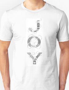 Zentangle®-Inspired Art - Tangled Joy T-Shirt