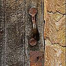 Stokesay Church Door by ten2eight
