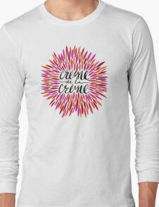 Crème de la Crème – Pink Palette T-Shirt