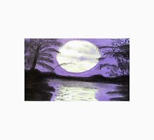 Full Moon on the Water Unisex T-Shirt