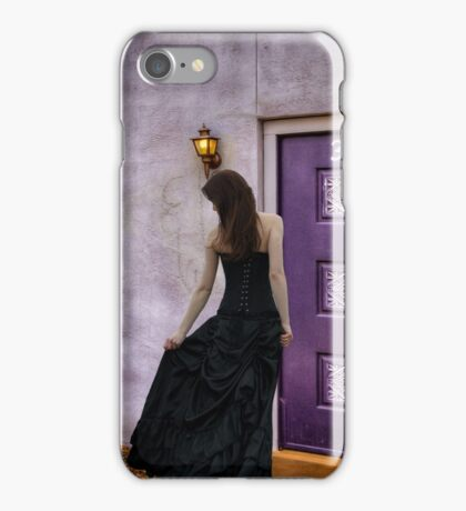 Chance Meeting iPhone Case/Skin