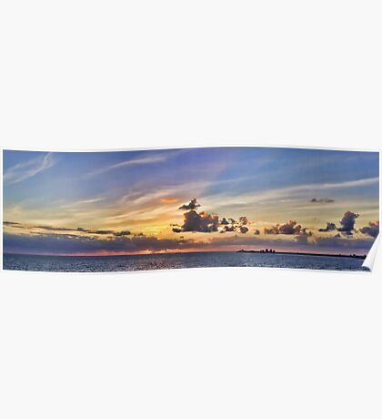 Maroochydore Sunrise Poster