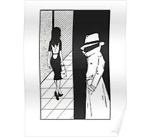 Noir. Poster