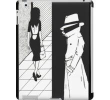Noir. iPad Case/Skin
