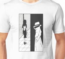 Noir. Unisex T-Shirt