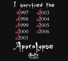 I Survived the Apocalypse by AliceCorsairs