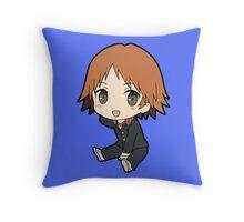 Yosuke Hanamura Chibi Throw Pillow