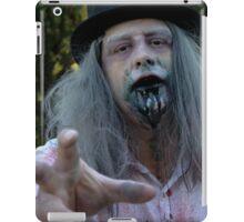 UZA Ray Digger Graveyard iPad Case/Skin