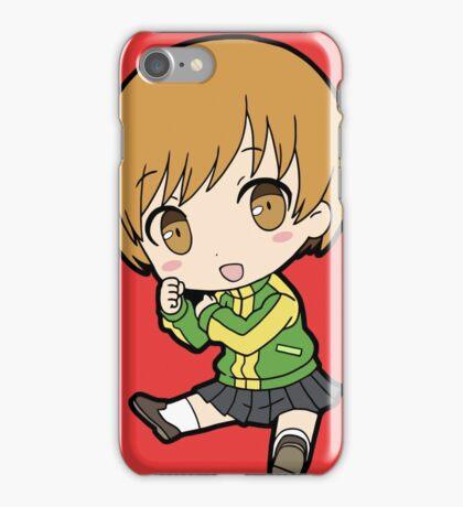 Chie Satonaka Chibi iPhone Case/Skin
