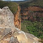 Govetts Creek Lookout by Geoff Smith
