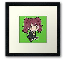 Rise Kujikawa Chibi Framed Print