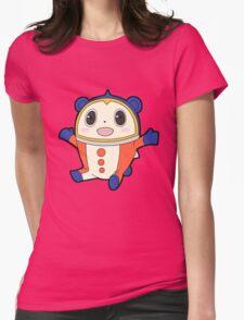 Teddie Chibi Womens Fitted T-Shirt