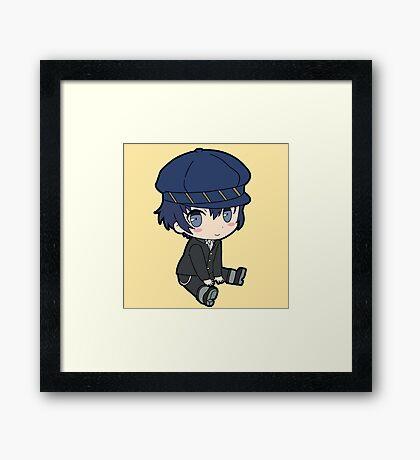 Naoto Shirogane Chibi Framed Print