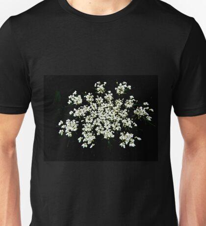 Queen Anne's Lace Wildflower - Daucus carota Unisex T-Shirt