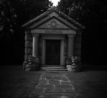 Mausoleum...peaceful and serene by Kimberly638