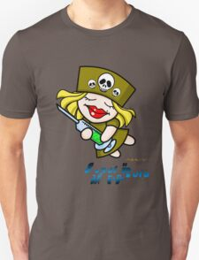 Super Hero - Betty Blond T-Shirt