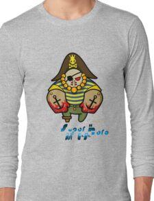 Super Hero - Captain Fury Long Sleeve T-Shirt