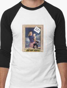 For Their Future -- Buy War Bonds  Men's Baseball ¾ T-Shirt