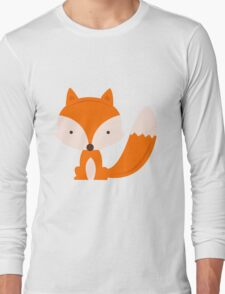The Fox Long Sleeve T-Shirt