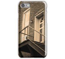 Jonesborough, Tennessee - Upstairs Neighbors iPhone Case/Skin