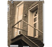 Jonesborough, Tennessee - Upstairs Neighbors iPad Case/Skin
