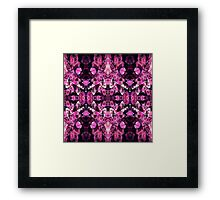 Coleus - In the Mirror Framed Print