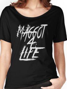Slipknot Maggot For Life Women's Relaxed Fit T-Shirt