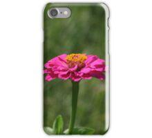 Pink Summer Flower iPhone Case/Skin