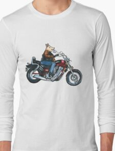Pa's Hog Long Sleeve T-Shirt
