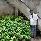 Bananas fresh by Dinni H