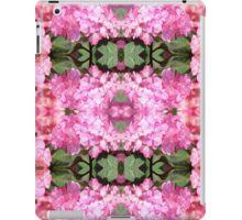 Hydrangea - In the Mirror iPad Case/Skin