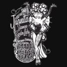 Side Show Freaks - Juanita Siamese Spider Lady by Rob Stephens