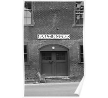 Jonesborough, Tennessee - Salt House Poster