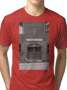 Jonesborough, Tennessee - Salt House Tri-blend T-Shirt