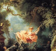 The Swing - Jean-Honoré Fragonard by alexklp
