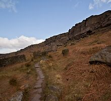 Stanage Edge by James Grant