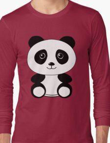The Panda Long Sleeve T-Shirt