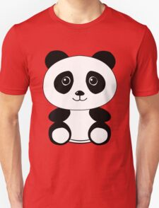 The Panda Unisex T-Shirt